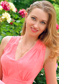 Anna 31 years old Ukraine Nikopol, Russian bride profile, www.step2love.com
