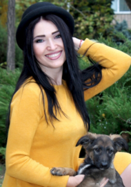 Anna 41 years old Ukraine Nikolaev, Russian bride profile, www.step2love.com