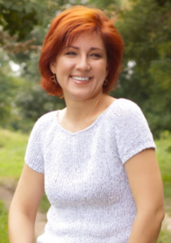 Oksana 51 years old Ukraine Dnepropetrovsk, Russian bride profile, www.step2love.com