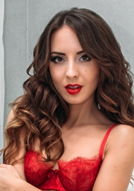 Anna 26 years old Ukraine Cherkassy, Russian bride profile, www.step2love.com