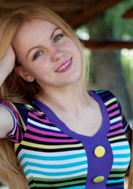 Darya 31 years old Ukraine Kherson, Russian bride profile, www.step2love.com