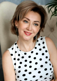 Janna 47 years old Russia Saint-Petersburg, Russian bride profile, www.step2love.com