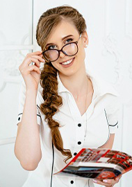 Alena 25 years old Ukraine Kharkov, Russian bride profile, www.step2love.com