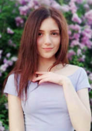 Alina 22 years old Ukraine Dnipro, Russian bride profile, www.step2love.com