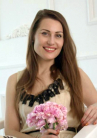 Viktoriya 38 years old Ukraine Cherkassy, Russian bride profile, www.step2love.com