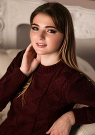 Alena 20 years old Ukraine Kremenchug, Russian bride profile, www.step2love.com