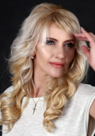 Yuliya 46 years old Ukraine Kherson, Russian bride profile, www.step2love.com