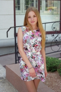 profile of Russian mail order brides Yulianna