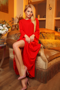 profile of Russian mail order brides Evgeniya