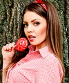 Anna 22 years old Ukraine Cherkassy, Russian bride profile, www.step2love.com