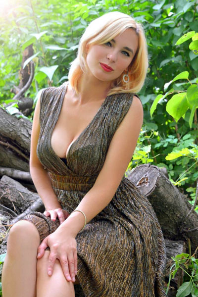 Anna 34 years old Ukraine Dnepropetrovsk, Russian bride profile, www.step2love.com