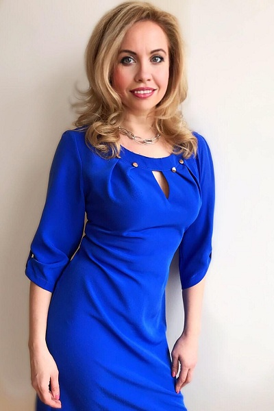 Nadejda 44 years old Ukraine Kirovograd, Russian bride profile, www.step2love.com
